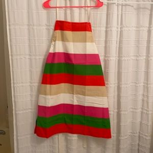 Kate Spade striped apron